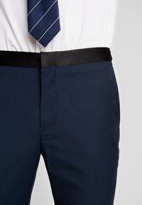 Pier One - Oblek - dark blue - 7