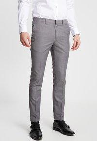Pier One - Dress - light grey - 4