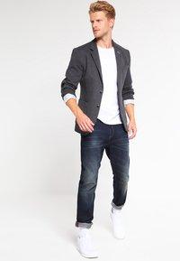 Pier One - Blazer jacket - grey melange - 1