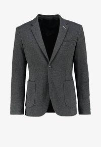 Pier One - Blazer jacket - grey melange - 5