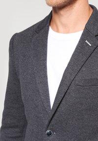 Pier One - Blazer jacket - grey melange - 3
