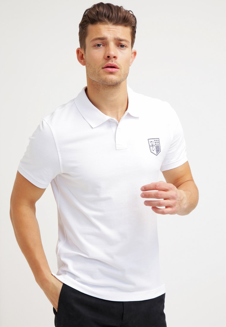 Pier One - Polo shirt - white
