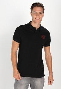 Pier One - Poloshirt - black - 0