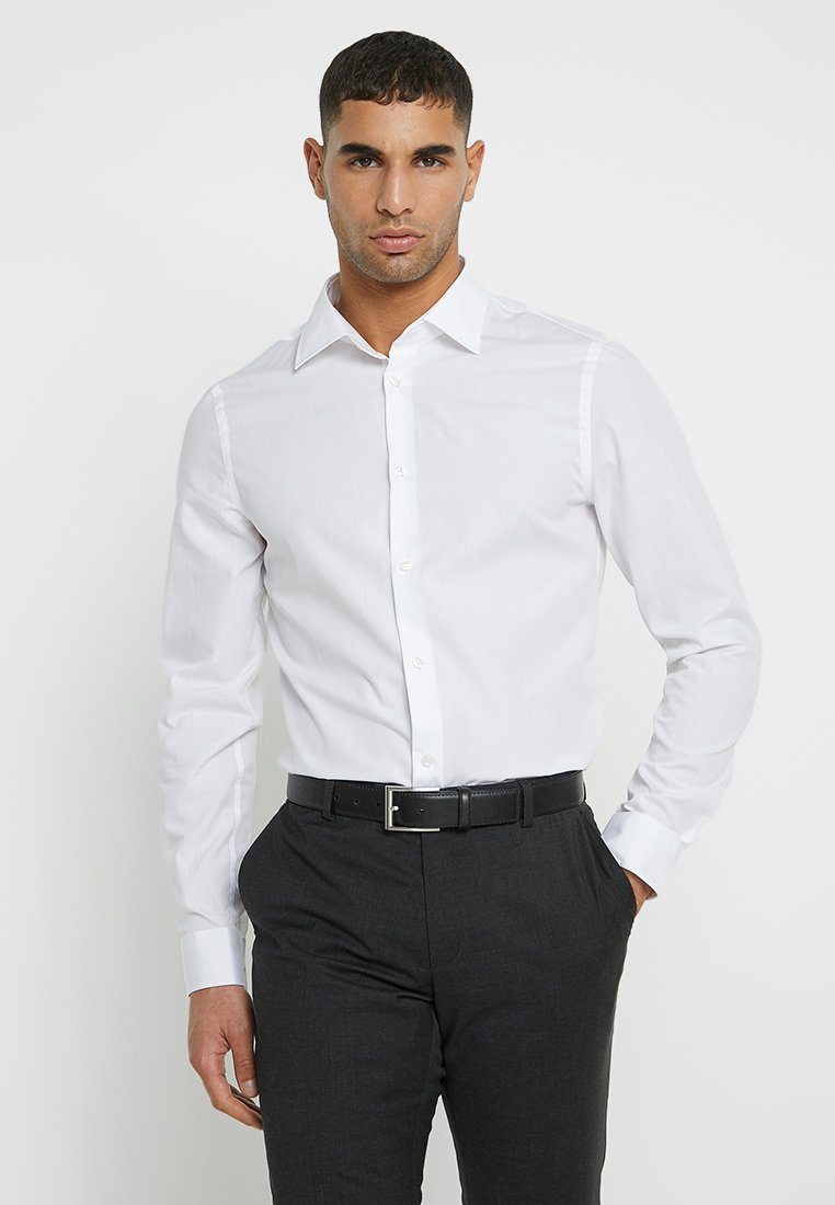 Pier One - Formal shirt - white