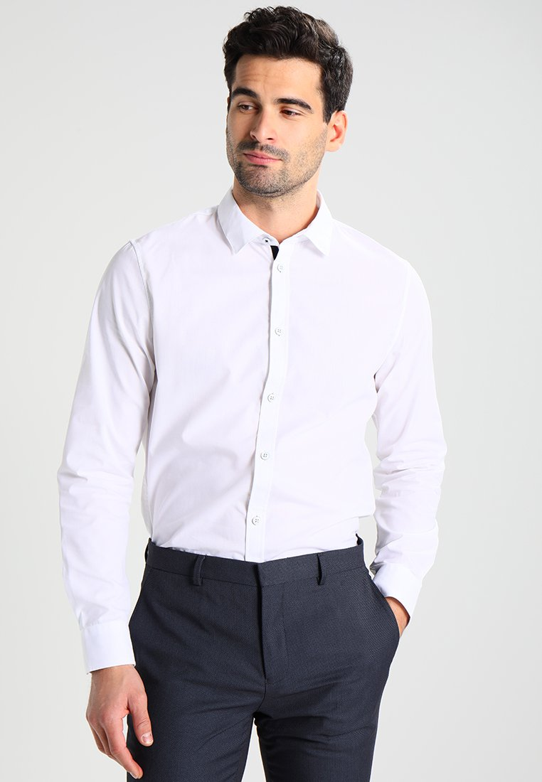 Pier One - Businesshemd - white