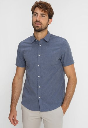 Skjorter - mottled blue