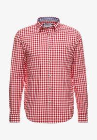 Pier One - Košile - red,white - 3