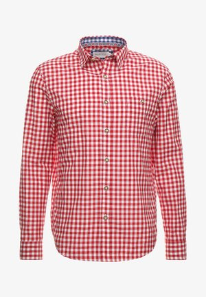 Camicia - red,white