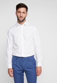 Pier One - 2 PACK - Formal shirt - white - 1