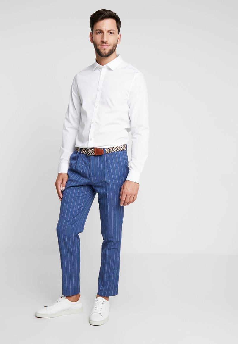 Pier One - 2 PACK - Formální košile - white