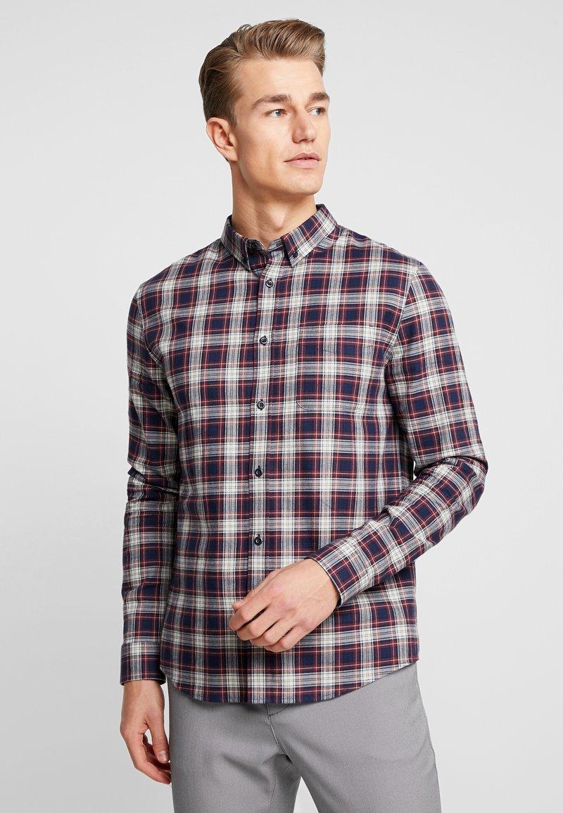 Pier One - Shirt - bordeaux