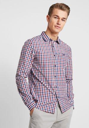 Skjorta - bordeaux
