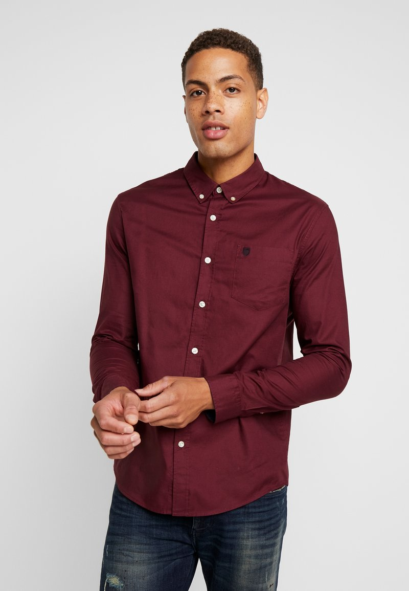Pier One - Shirt - bordeaux