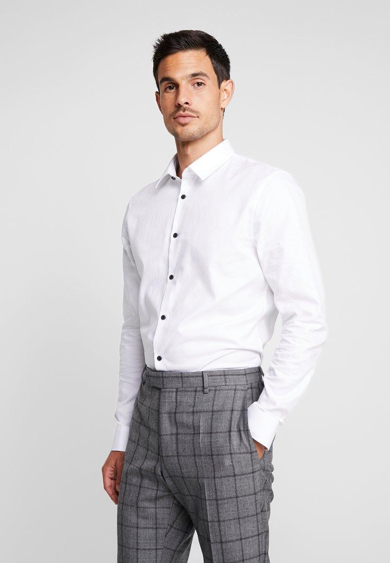 Pier One - Camisa elegante - white
