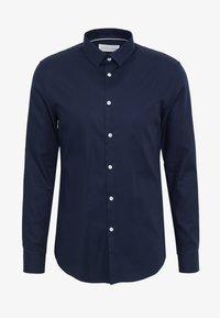 Pier One - Koszula biznesowa - dark blue - 4