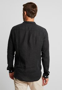 Pier One - Shirt - black - 2