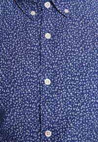 Pier One - Vapaa-ajan kauluspaita - dark blue - 4