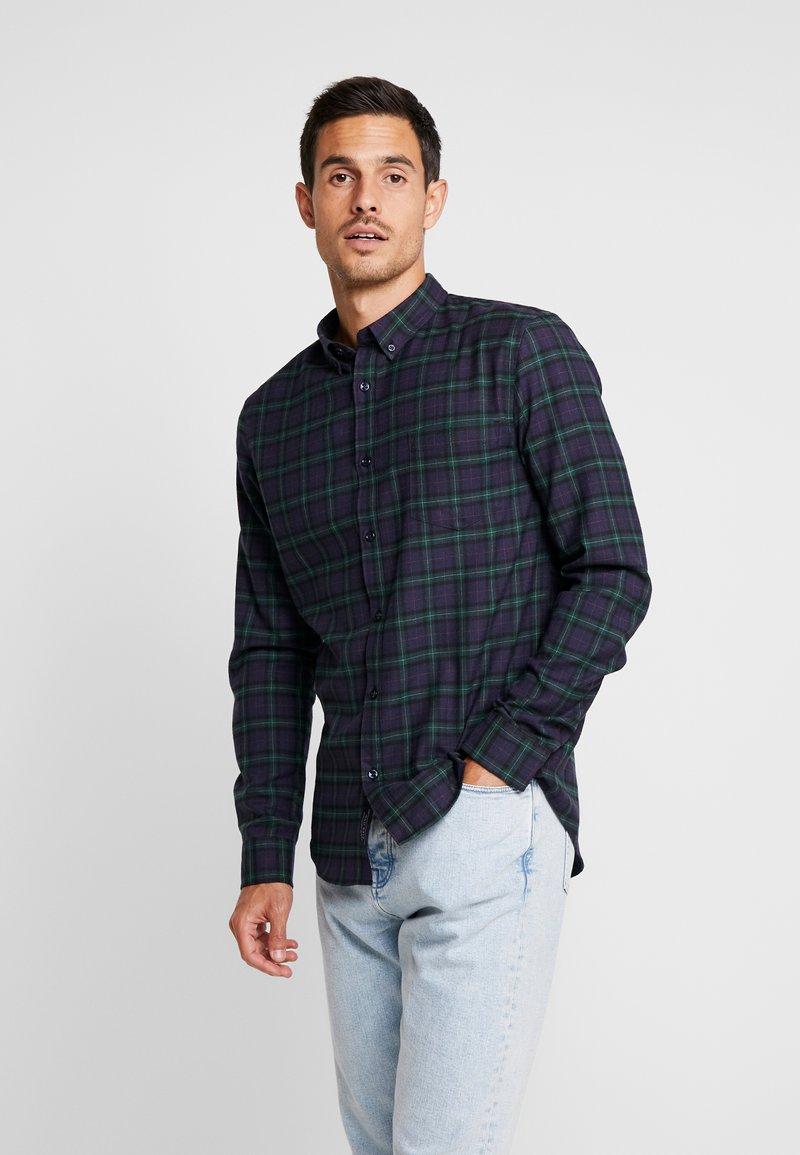 Pier One - Camisa - dark blue