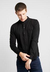 Pier One - Overhemd - black - 0