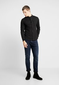 Pier One - Overhemd - black - 1