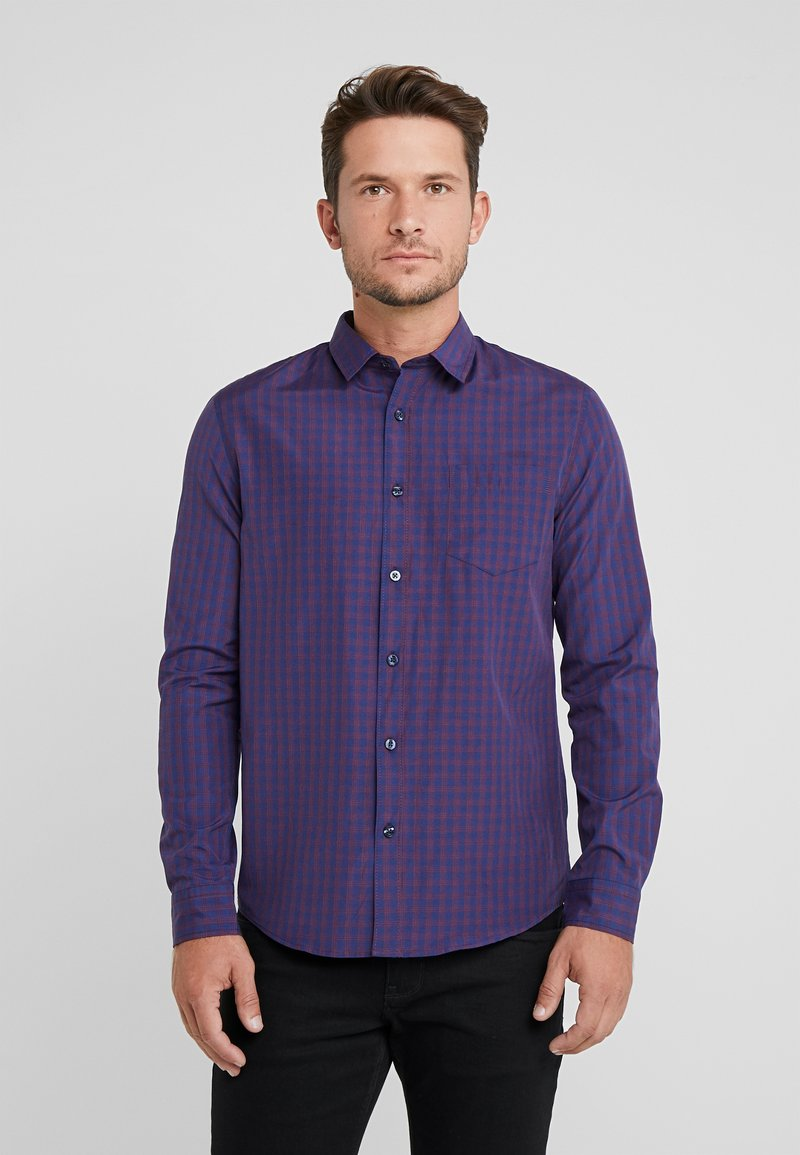 Pier One - Camisa - bordeaux