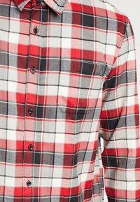 Pier One - Skjorte - red/black - 5