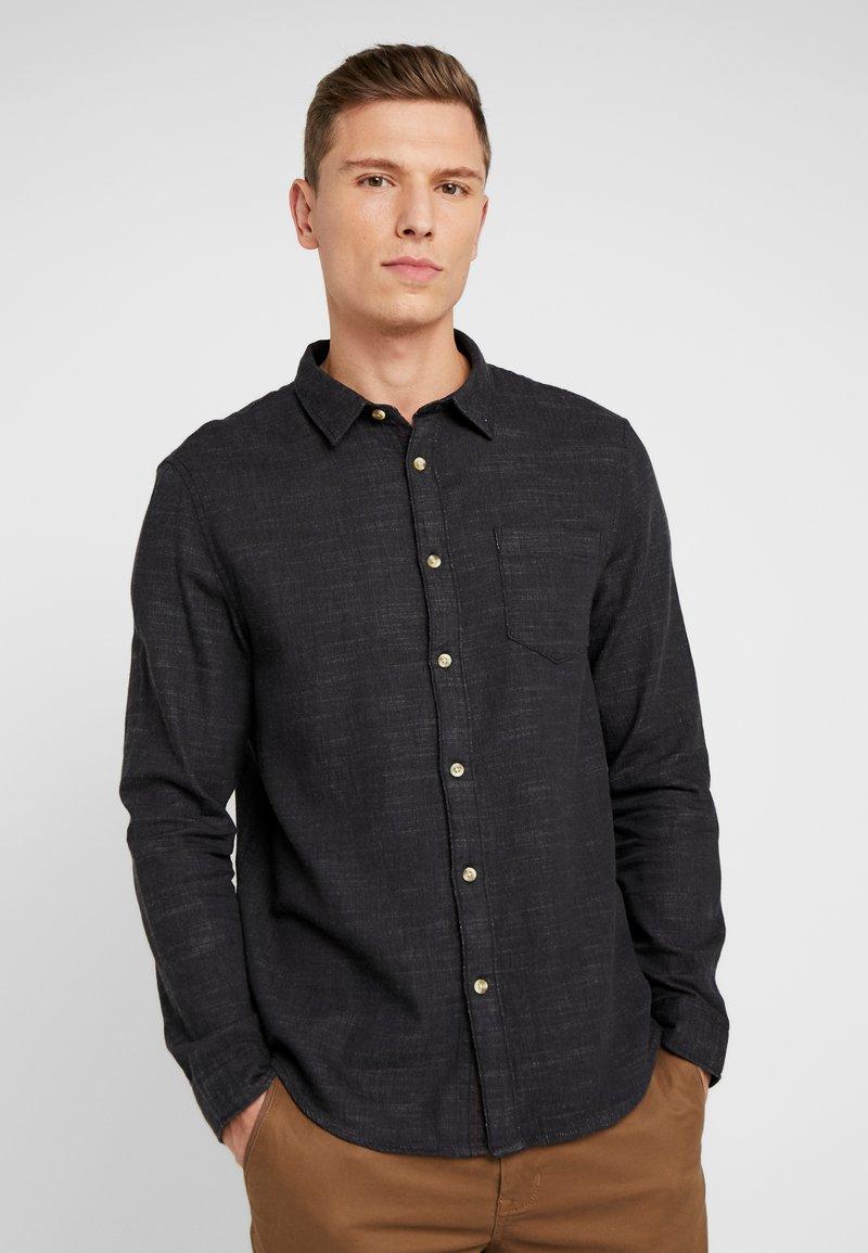 Pier One - Overhemd - black