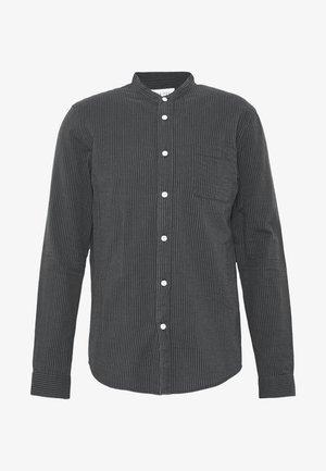 Košile - mottled dark grey