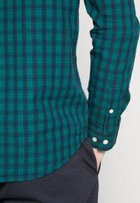 Pier One - Camicia - dark green - 3