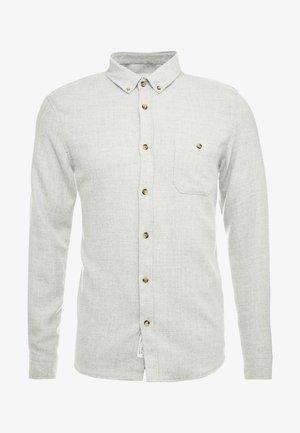 Skjorta - mottled light grey