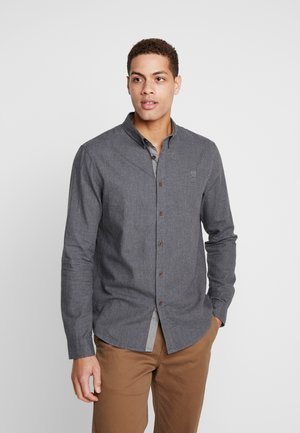 Camisa - mottled dark grey