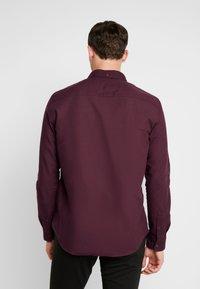Pier One - Shirt - bordeaux - 2
