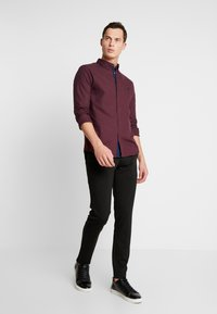 Pier One - Shirt - bordeaux - 1