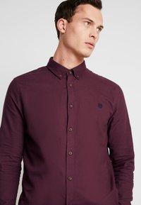 Pier One - Shirt - bordeaux - 3