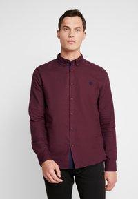 Pier One - Shirt - bordeaux - 0