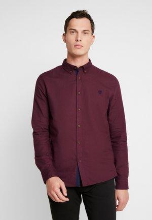 Koszula - bordeaux