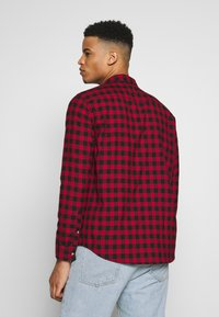 Pier One - Camicia - red - 2