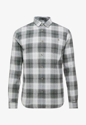 Camisa - mottled grey