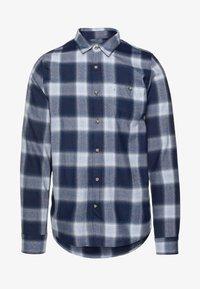 Pier One - Skjorter - mottled dark blue - 4