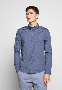 Pier One - Shirt - blue - 0