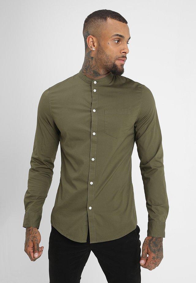 Skjorte - oliv