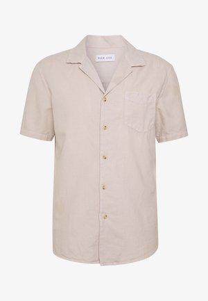 Overhemd - sand