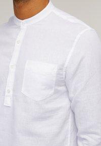 Pier One - Overhemd - white - 4