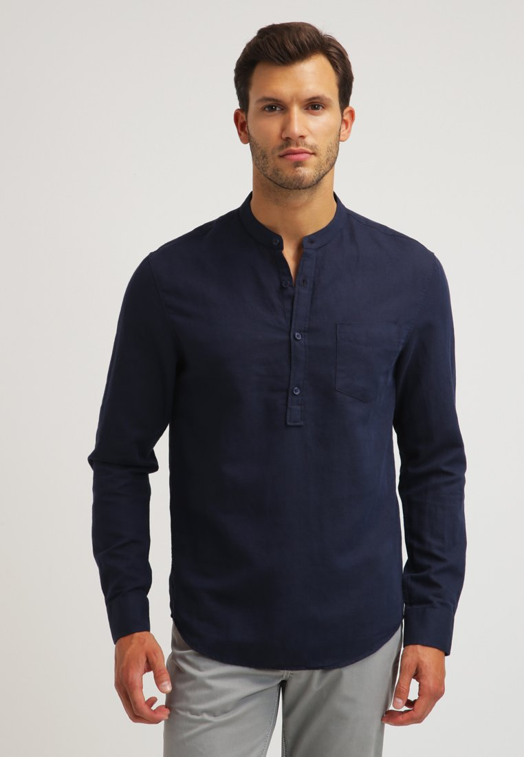 Pier One - Overhemd - dark blue