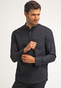Pier One - Shirt - black - 0