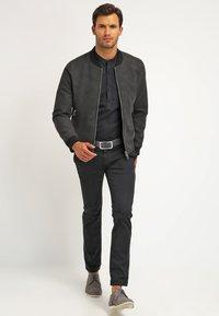 Pier One - Camisa - black - 1