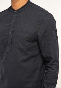 Pier One - Shirt - black - 4