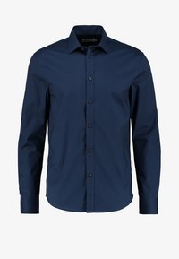 Pier One - Camicia elegante - dark blue - 5