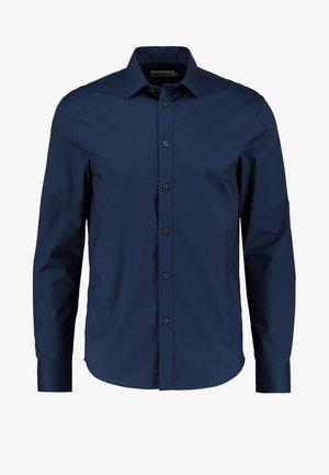 Kostymskjorta - dark blue