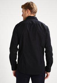 Pier One - Formální košile - black - 2